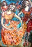 Dancing...allowing, flowing, believing.