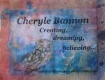Owl logo Cheryle Bannon