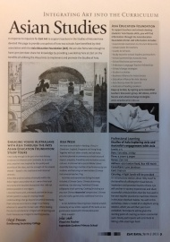 Zart Art Asia Literacy Article.